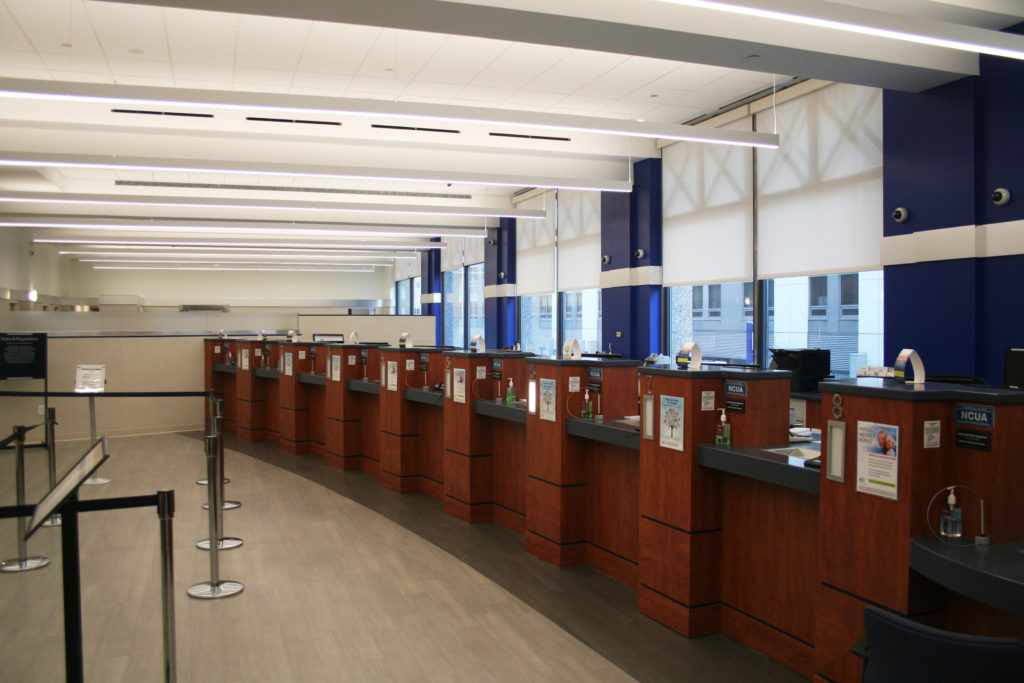 Cma Pffcu Multiple Branch Renovations And New Teller Counters