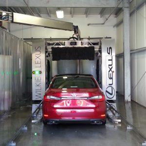 Car Wash Shot