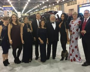 CMA Goes to the Black Tie Tailgate