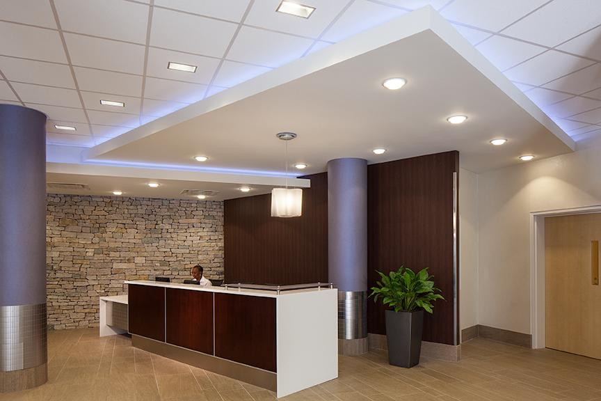 A Welcoming Lobby For Magee Rehabilitation Hospital